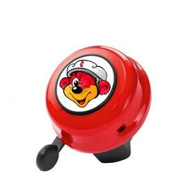 Puky G 22 Campanello Bambino, rosso